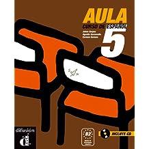 Aula 5 Libro del alumno + CD