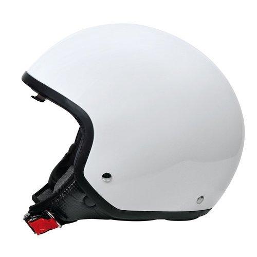 LAMPA - Brio, casco demi-jet - Bianco - XL