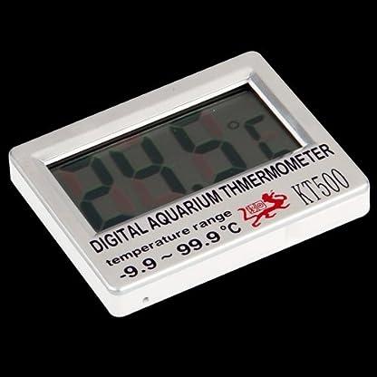 Digital LCD Aquarium Fish Tank Vivarium Meter Thermometer 4