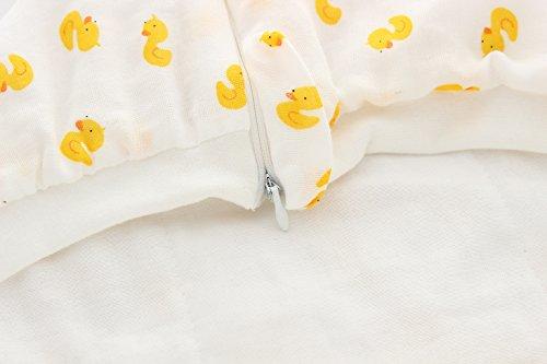 Babydecke Einschlagdecke Neugeborenes Wickeltuch Pucktücher Mit Reißverschluss 10-18 Monate