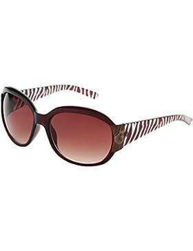 Guess GU7002, Gafas de Sol para Mujer, Marrón (Marrone), 60