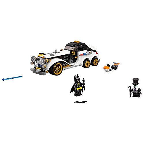 LEGO Batman The Penguin Arctic Roller Building Toy