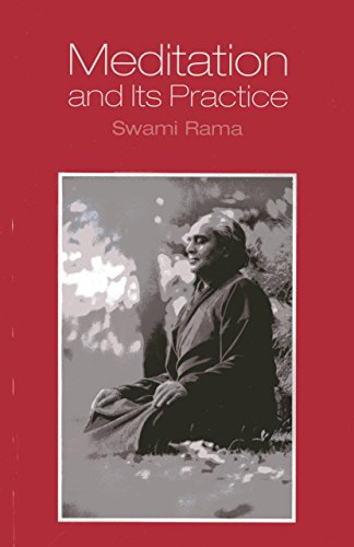 Meditation and its Practice by Swami Rama (9-Nov-1999) Paperback