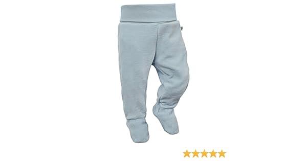 Babyhose mit Fu/ß Jungen Baby Hose mit Fu/ß M/ädchen. Baby Stramplerhose mit Fu/ß MEA BABY Unisex Baby Hose mit Fu/ß aus 100/% Baumwolle im 5er Pack