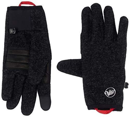 Mammut Handschuhe Passion, Black mélange, 8