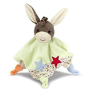 Sterntaler Doudou Emmi, Edad: Para bebés a partir del primer mes, Tamaño: 32 cm, Color: Multicolor