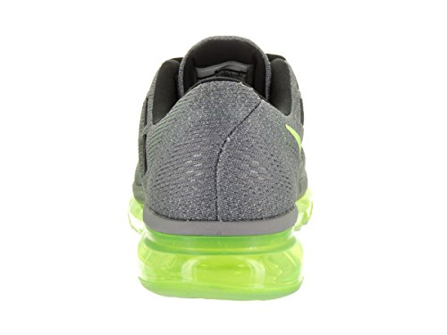 Nike - Air Max 2016 - Grey Green - Sneakers Uomo Grigio