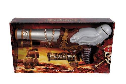 Simba 107050027-Pirates of The Caribbean, Air Pressure, Pistola de Agua, 40cm