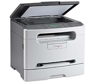 lexmark x204n multifonction t l copieur photocopieuse imprimante scanner noir et blanc. Black Bedroom Furniture Sets. Home Design Ideas