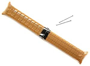 Suunto Armband t-series strap sand polished (SS012806000) Bracelet montre Beige