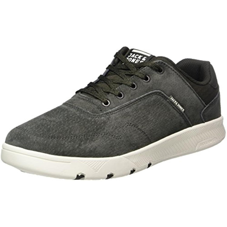 Jack & Jones Jfwhoughton Nubuck Beluga, Sneakers B072HJ6JMP Basses Homme - B072HJ6JMP Sneakers - 3f55a9