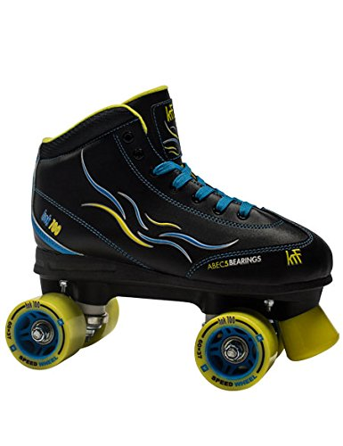 KRF The New Urban Concept Hok 700 Skate for Hockey, Men, Black, 39