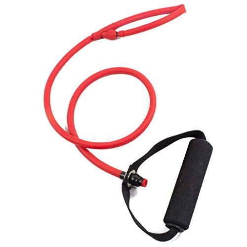 Pedal Rope Pull Device Pull Rope15 Pounds Latex Resistance Rope Elastic Rope Aerobics Aerobics Home