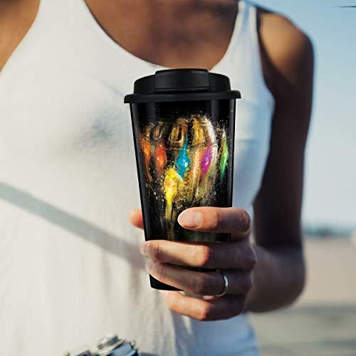 Avengers: Endgame Coffee to Go Thermobecher groß (Falcon Disney Infinity)