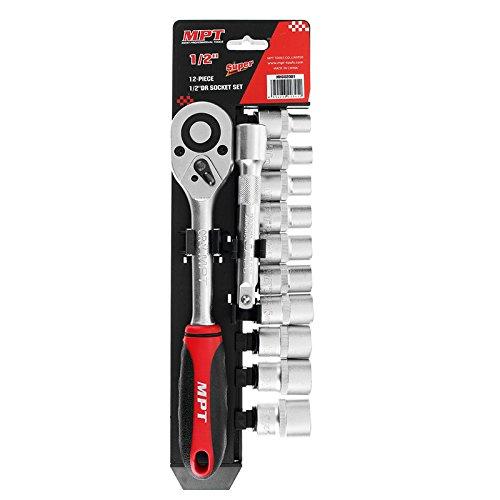 Dr. Socket (ChaRLes ® Mhg02001 12Pcs Ratchet Wrench Socket Wrench 1/2 Inch Dr Socket Set)