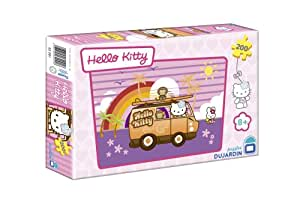 Dujardin - 62001 - Puzzle - Hello Kitty - 1X200 pièces