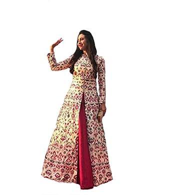 jsv fashion Women's Printed Banglorisilk Lehenga in Low Price