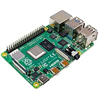 Raspberry Pi Spain RAS-4-4G - Placa Base Pi 4 Modelo B / 4 GB SDRAM (1822096)