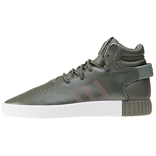 Adidas Tubular Invader, Chaussures De Sport Kaki Pour Homme
