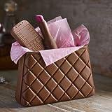 Choc on Choc Chocolate Handbag (Plus Chocolate Lipstick & Chocolate Mobile) 250g