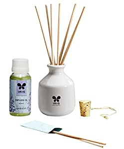 Iris Reed Diffuser Lavender Home Fragrances 60ml