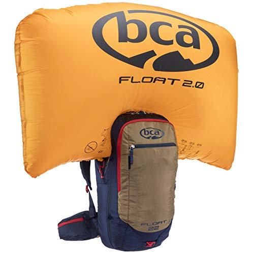 bca Float 2.0 Lawinenrucksack, blau, 54 x 30 x 15 cm, 22 Liter - Backcountry-ski-rucksäcke