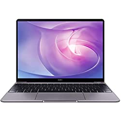 "HUAWEI MateBook - PC Portable - 13"" écran FullView (Intel Core i5-8265U, RAM 8Go, SSD 256Go, Windows 10 Home, Clavier Français AZERTY) - Gris"