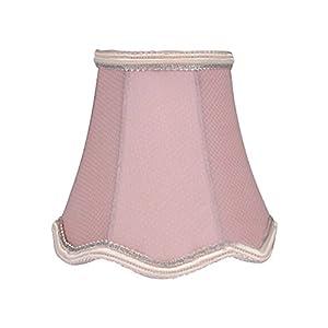Eastlion Einfache Moderne Manuelle Stoff Lampenschirm Für Kristallkerze  Kronleuchter, Wand Lampe, Mini