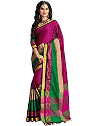 Venisa Womens Handloom Cotton Sarees