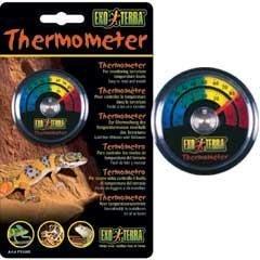Exo Terra Thermometer Zifferblatt