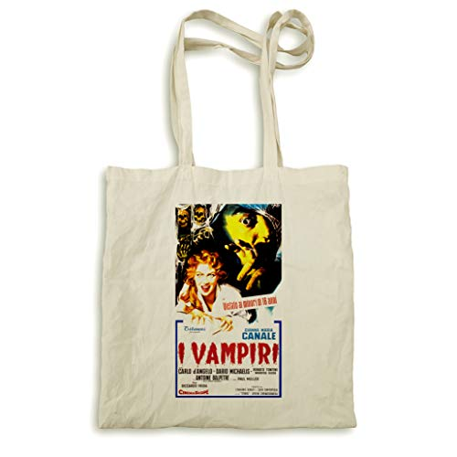 Je vampiri naturel sac fourre-tout