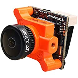 RunCam Micro Swift 3 FPV - Cámara de Fotos (Lente 2.1), Color Naranja
