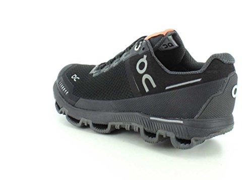 On Running Cloudventure Waterproof W Black Dark Noir