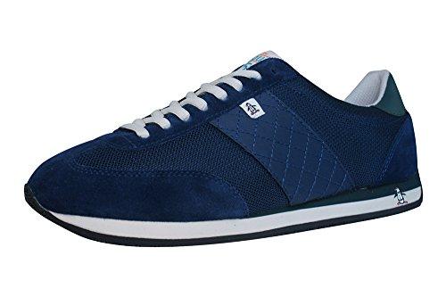 Penguin Alpha Hommes baskets / Chaussures Bleu