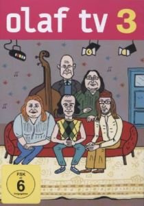 Olaf TV, 1 DVD