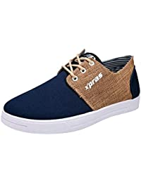 Lands´End Halbschuh Herren Slipper feste Schuhe Gr. DE 42.5