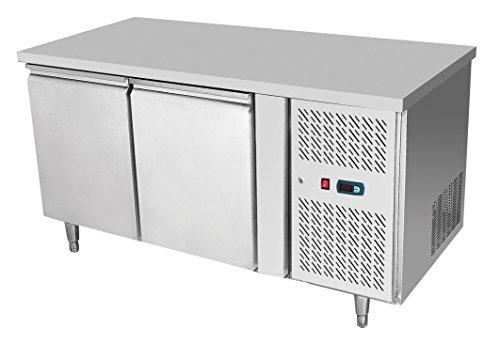 Atosa EPF 34222tür Tisch Kühlschrank, Heavy Duty Serie