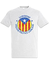 Catalonia IS Not Spain T-Shirt – Independence Independencia la Catalogne Catalan catalane Socialismo Comunismo indipendenza…