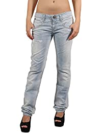 MISS SIXTY Women's Jeans BRANDO TROUSERS in Blue