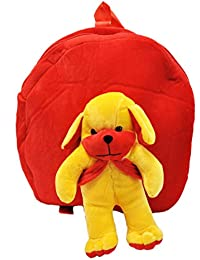 PRACHI TOYS'' Cute TEDDY Soft Toy For School Bag For Kids, Travelling Bag, Carry Bag, Picnic Bag, Teddy Bag (RED)