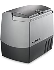 Dometic CoolFreeze CDF-18 tragbare Kompressor-Kühlbox für Normal- und Tief-Kühlung, Gefrierbox, 18 Liter Anschlüsse für Auto und Truck - Mini-Kühlschrank, Gefrier-Schrank