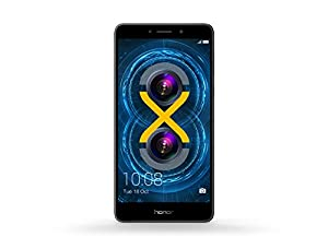 Huawei Honor 6X UK SIM-Free Smartphone - Grey