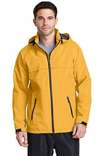 Port Authority Torrent Veste imperméable pour homme. j333 Jaune - Slicker Yellow