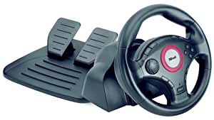 Trust GM-3200 Compact Vibration Feedback Steering Wheel Volant