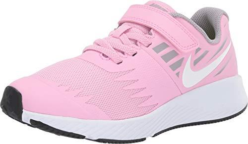 Nike Star Runner (PSV) Größe 32 EU pink Rise/White-Atmo -