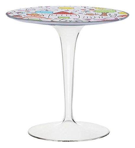 Kartell Tip Top for Kids Table, 50 x 48.4 cm
