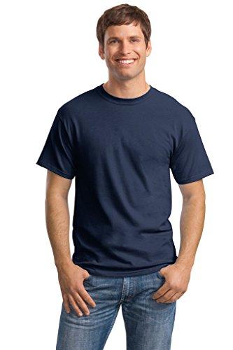 Hanes Big Mens ComfortSoft® T-Shirt Navy