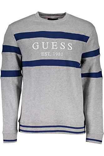 Guess Jeans M91Q23K81V0-1 Sweatshirt ohne Reißverschluss Harren XL