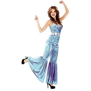 My Other Me Me - Disfraz Disco adulto, talla S (Viving Costumes MOM02604)