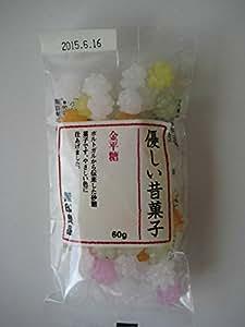 5 PACKS OF MUJI JAPANESE KONPEITO KOMPEITO SUGAR CANDY 60g